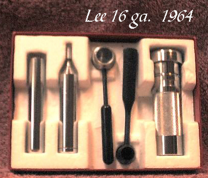 Lee 16 ga. - 1964